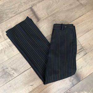 Missoni Virgin Wool Pants Trousers Career Work 42